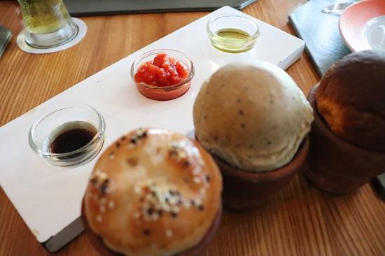 Anzani(アンザニ)のパン