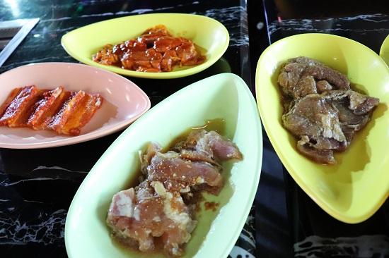 K-pub BBQ(Kパブ)セブの韓国料理