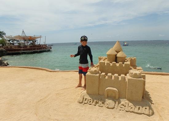 Jパークアイランドリゾート&ウォーターパークのビーチ