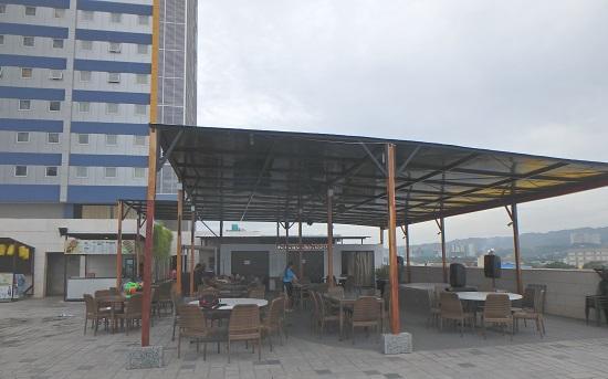 スカイウォーターパークセブ(SkyWaterpark Cebu)のレストラン