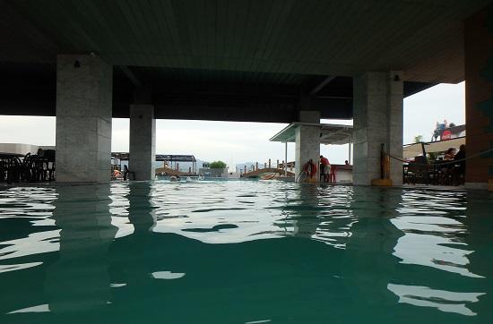 スカイウォーターパークセブ(SkyWaterpark Cebu)のプール