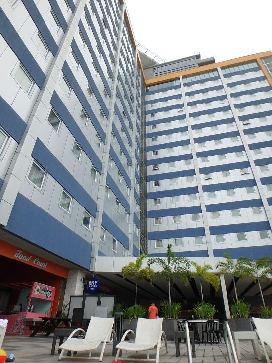 スカイウォーターパークセブ(SkyWaterpark Cebu)と東横イン