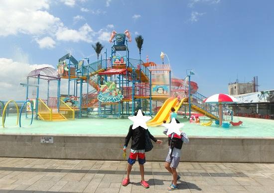 スカイウォーターパークセブ(Sky water park Cebu)