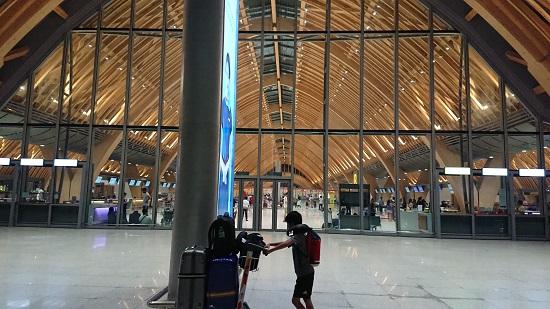 マクタン・セブ国際空港出発口