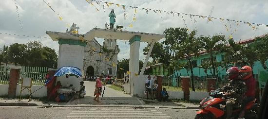 セブ島の教会