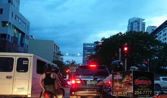 セブの交通事情(渋滞)