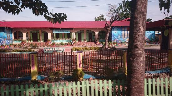 セブ島の学校