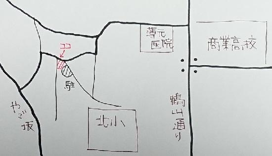 えみふるかふぇの地図