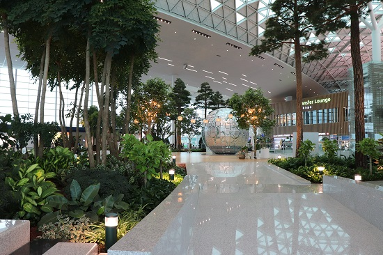 仁川空港(インチョン空港)第2ターミナル