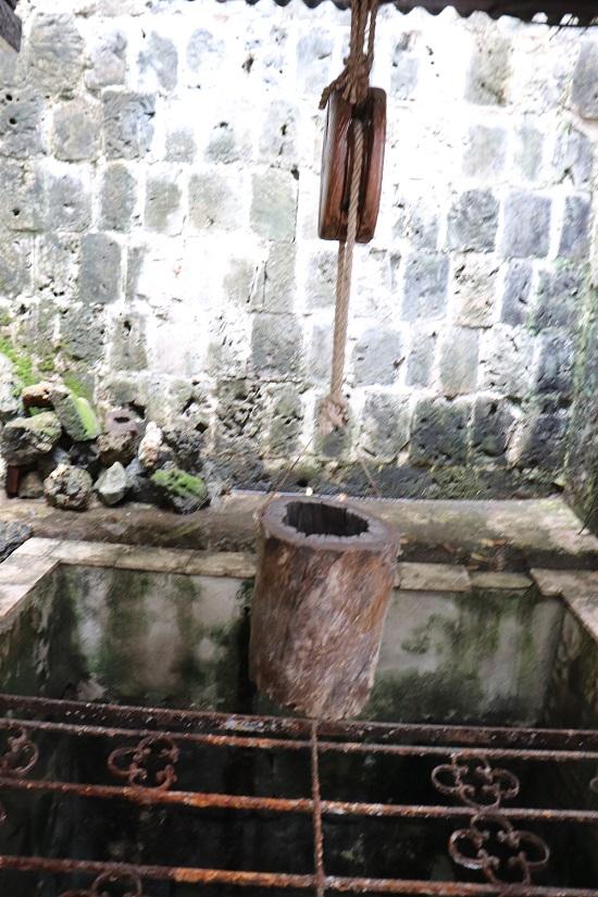 サンペドロ要塞(Fort San Pedro)願いの井戸
