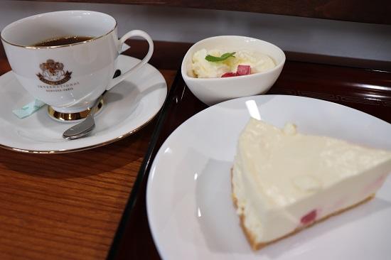 Cafe Kakuzan(カフェかくざん)のケーキセット