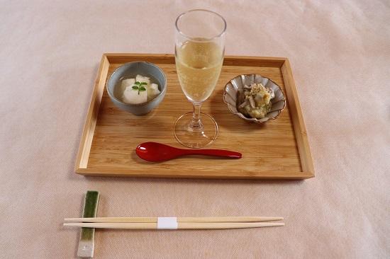 津山和風肉ダイニング源の前菜