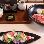 日本庭園「津山和風肉ダイニング源」でランチ※お食い初め・結納・法要にも