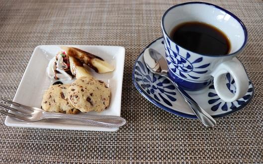 カフェ&ダイナー バー「chiyu」韓国スタイルのランチ後のデザート
