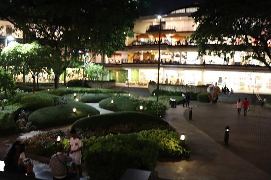 セブ(Ayala Center Cebuアヤラモール・アヤラセンター)外観