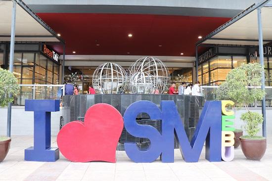 SMシティセブ(SM city CEBU)
