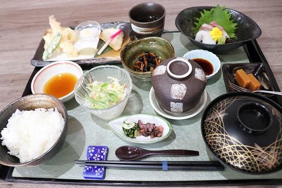 四季の味 日和のランチ「日和膳」