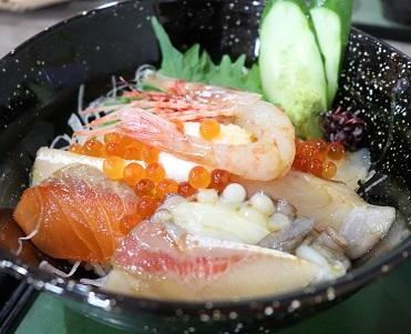 四季の味 日和の海鮮丼