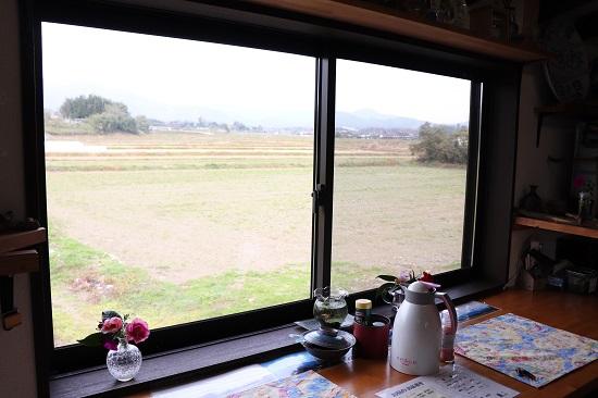 Cafe蔵(奈義町)のカウンター席