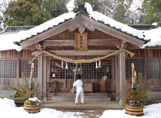 初詣(神社)