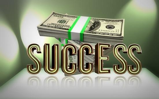 money・SUCCESS・お金・成功