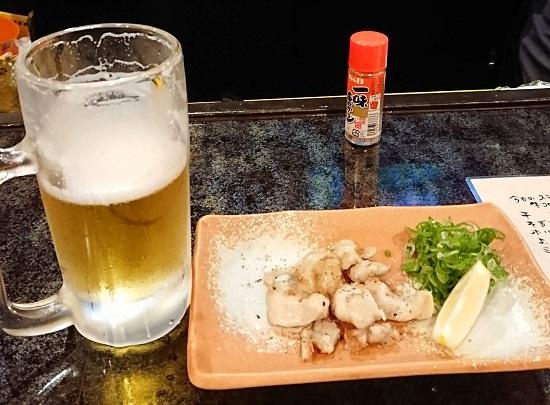 津山の居酒屋「げんぱち」のメニュー
