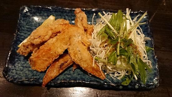 津山の居酒屋「げん太」のメニュー