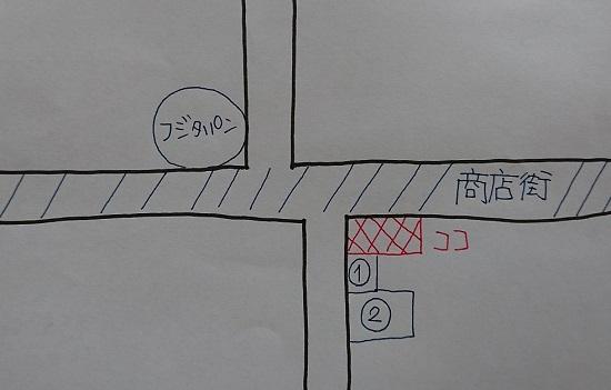 ひつじの学校地図