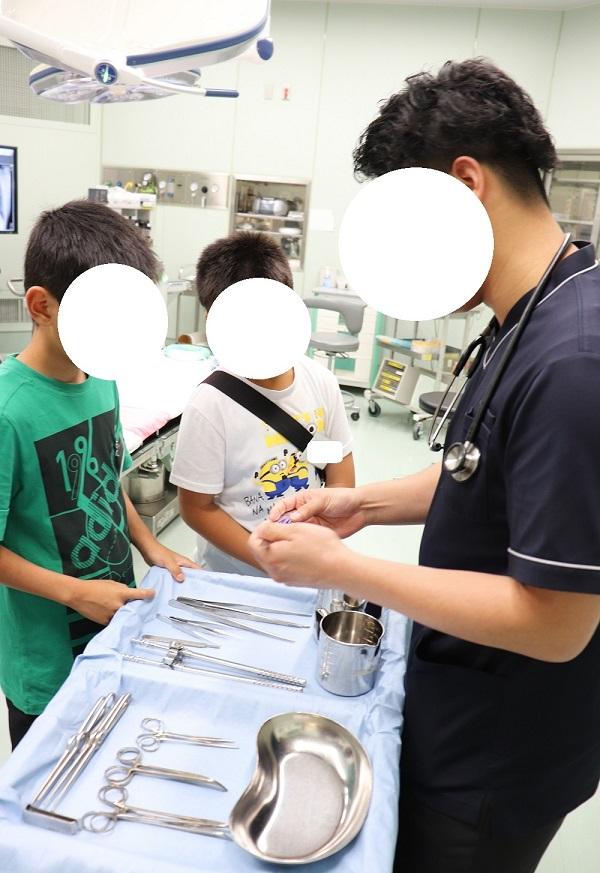 手術室(手術道具)