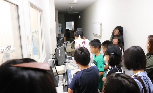 レントゲン室・CT室