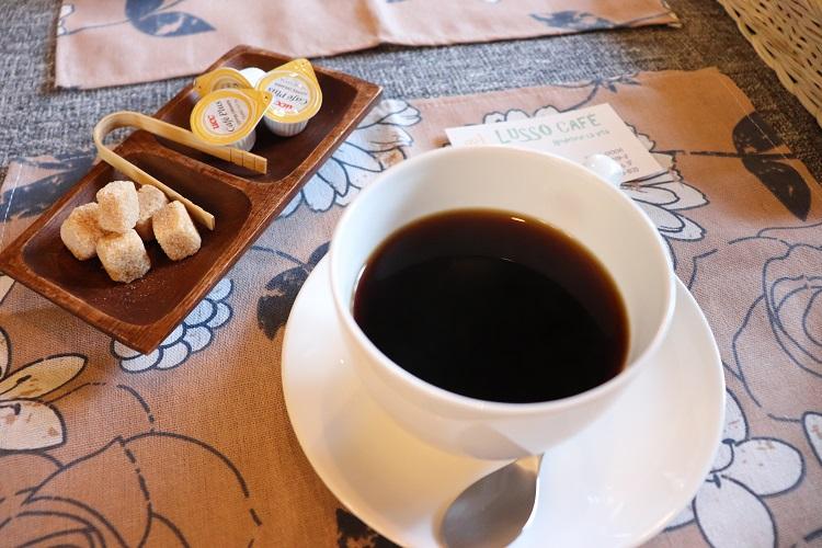 LUSSO CAFE(ルッソカフェ)ランチ