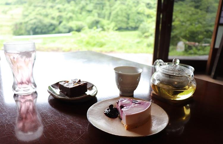 古民家カフェ「いちょう庵」ランチ