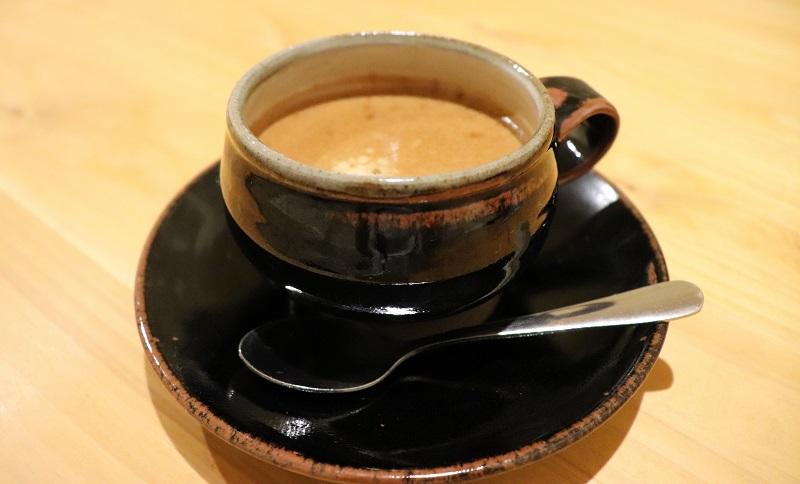 Casual 和食 わづきのコーヒー