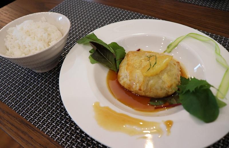 ランチ・カフェReward(リワード)の魚料理