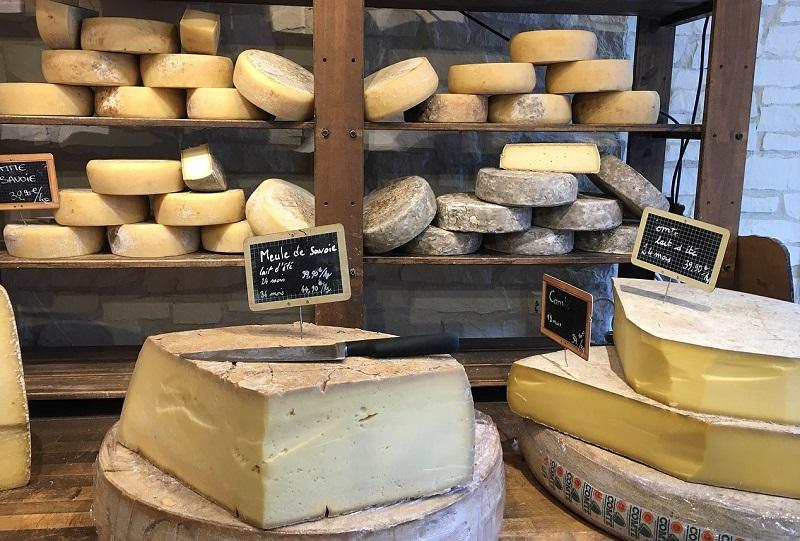乳製品(チーズ)