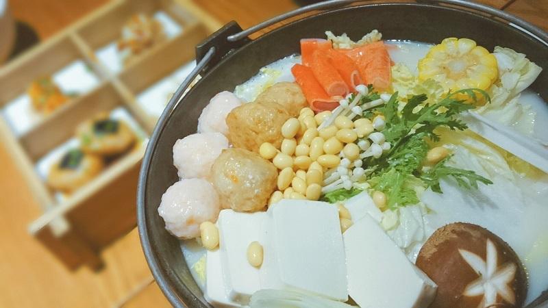 大豆料理メニュー