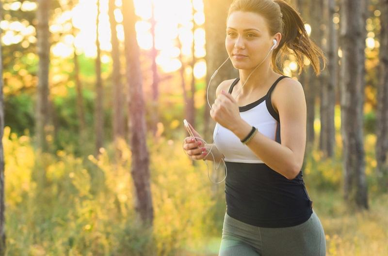 運動(ジョギング)