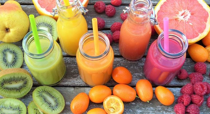 ビタミン野菜フルーツスムージー