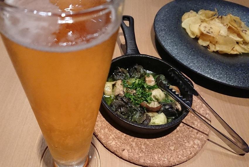 仏料理食堂シェオダ(chez Oda)エスカルゴ