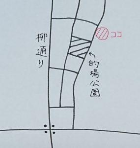 「ふれあい こうちゃん」の場所(地図)