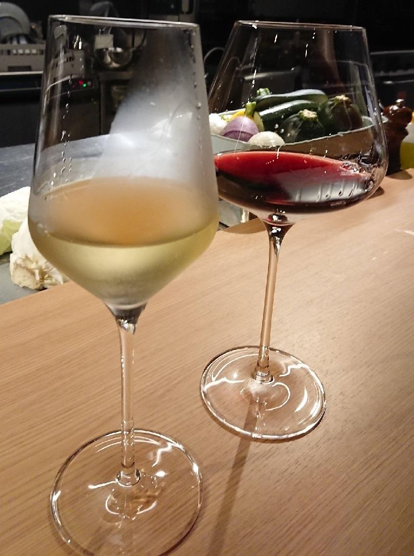 ビストロカカシ(BISTRO CACASHI)ワイン