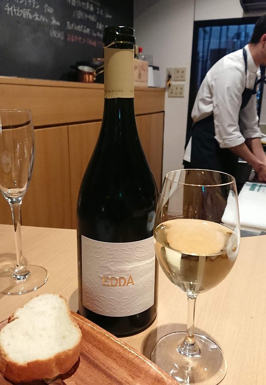 仏料理食堂シェオダ(chez Oda)ワイン