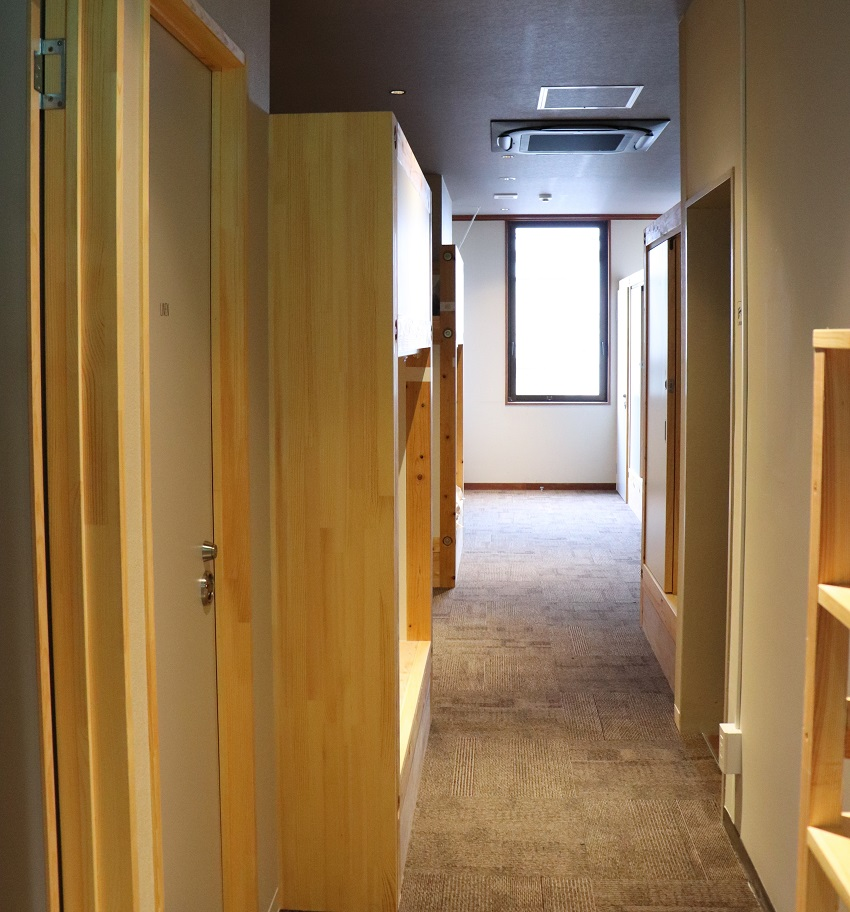INN-SECT(インセクト)ゲストハウス(宿泊施設)