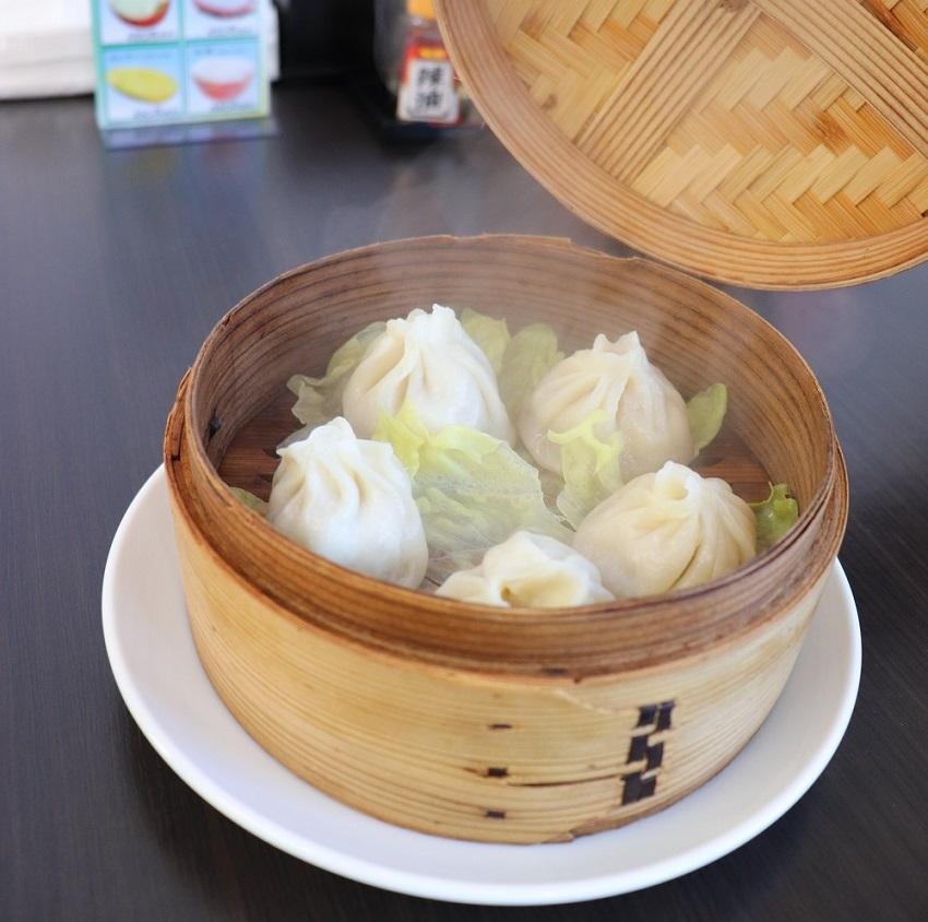 台湾料理萬龍(まんりゅう)小籠包