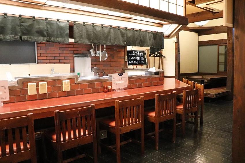 おそば屋さん「日本蕎麦 遊庵」津山市