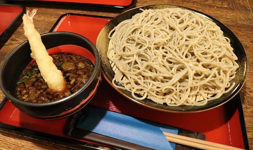 「日本蕎麦 遊庵」吾助蕎麦