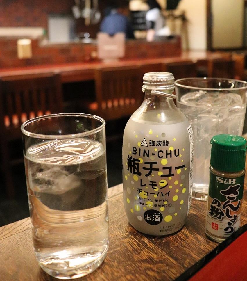 瓶チュー「日本蕎麦 遊庵」津山市