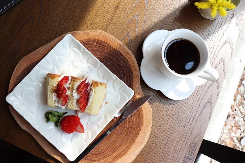 ホシメグリのカフェセット