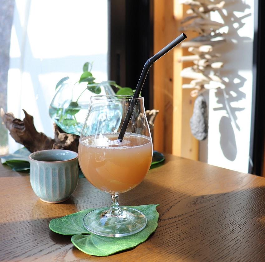 ホシメグリ「りんごジュース」