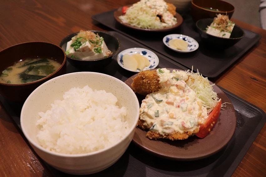 お食事とお酒MAZUME(マヅメ)ランチ